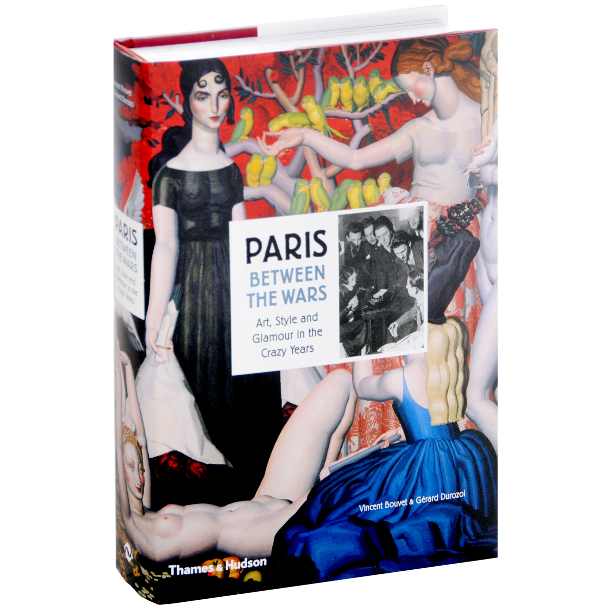 Paris Between the Wars: Art, Style and Glamour in the Crazy Years фаллоимитатор на присоске art style 30 018407