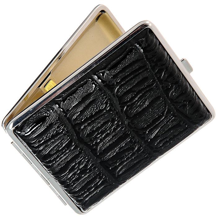 Портсигар S.Quire, цвет: черный