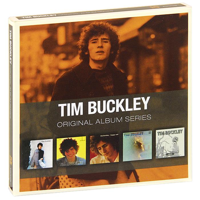 Tim Buckley. Original Album Series (5 CD)