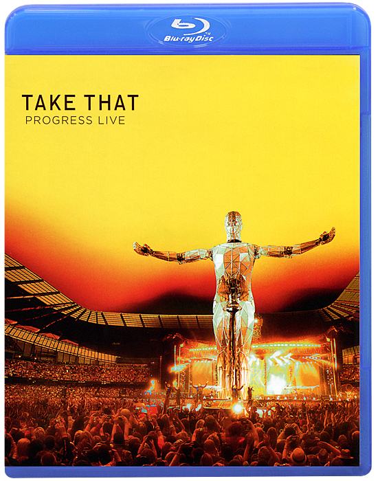 Take That: Progress Live (Blu-ray) francis rossi live from st luke s london blu ray