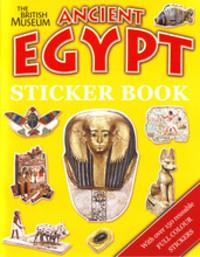 Ancient Egypt Sticker Book amazing adventures sticker book