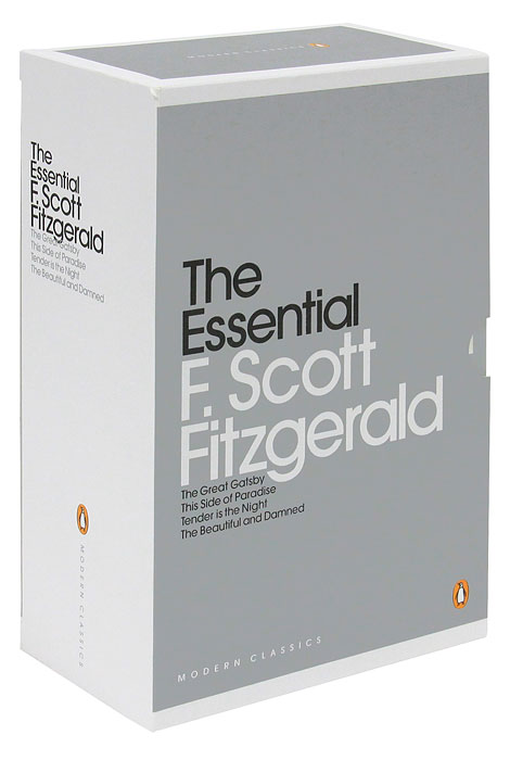The Essential Fitzgerald (комплект из 4 книг) fitzgerald s tales of the jazz age
