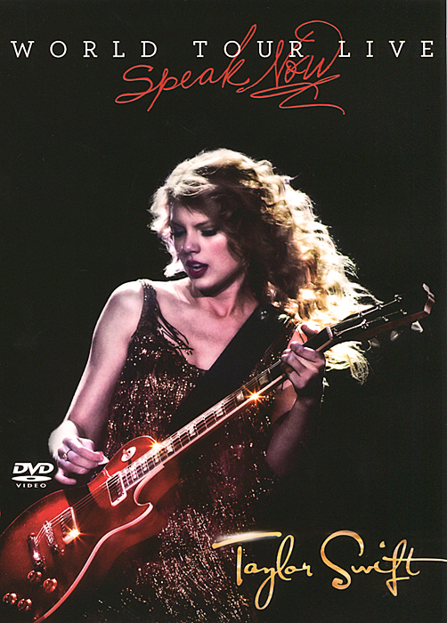 Taylor Swift: Speak Now: World Tour Live how i live now