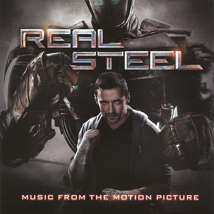Фото - Real Steel. Music From The Motion Picture real madrid zalgiris kaunas