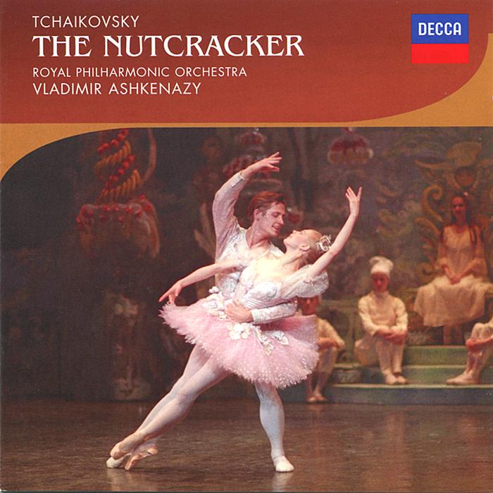 Vladimir Ashkenazy.  Tchaikovsky.  The Nutcracker (2 CD) Decca,ООО