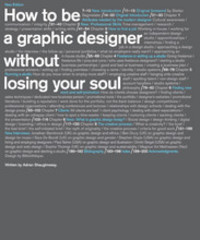 How to be a Graphic Designer, Without Losing Your Soul the graphic designer s guide to portfolio design
