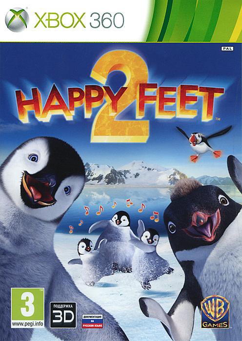 Happy Feet 2 (Xbox 360), KMM Games