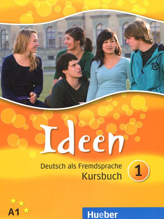 Ideen: Deutsch als Fremdsprache: Kursbuch 1 deutsch mit emil