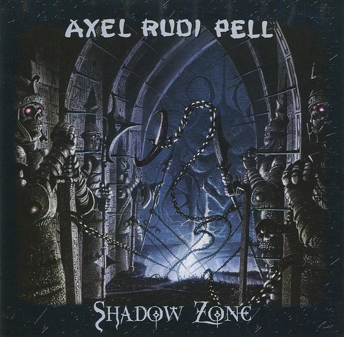 Аксель Руди Пелл Axel Rudi Pell. Shadow Zone рубашка fore axel
