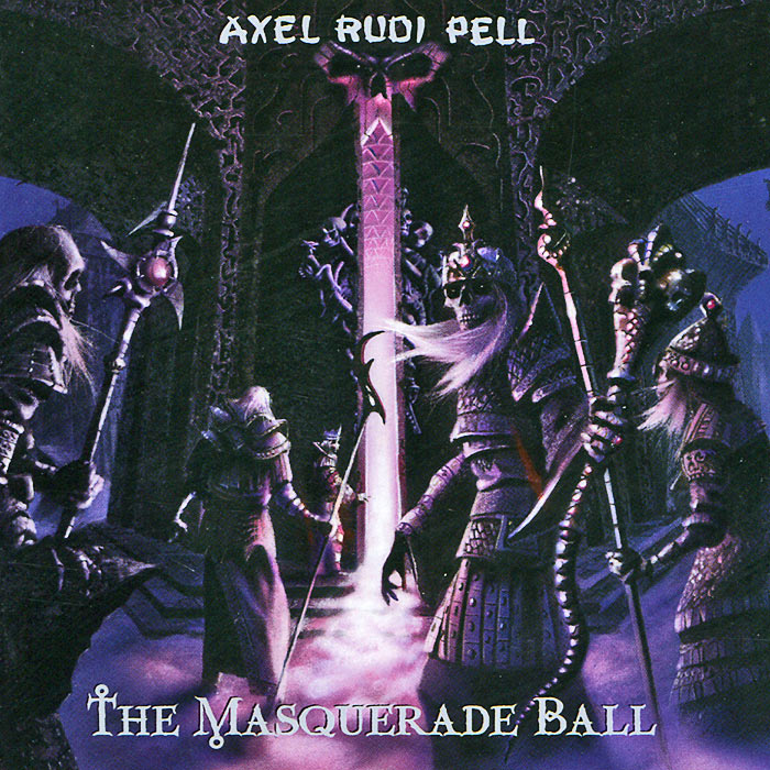 Аксель Руди Пелл Axel Rudi Pell. The Masquerade Ball семена баклажан дракоша 0 3 г