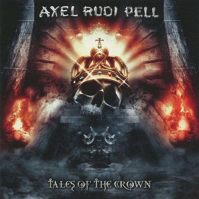 Аксель Руди Пелл Axel Rudi Pell. Tales Of The Crown рубашка fore axel