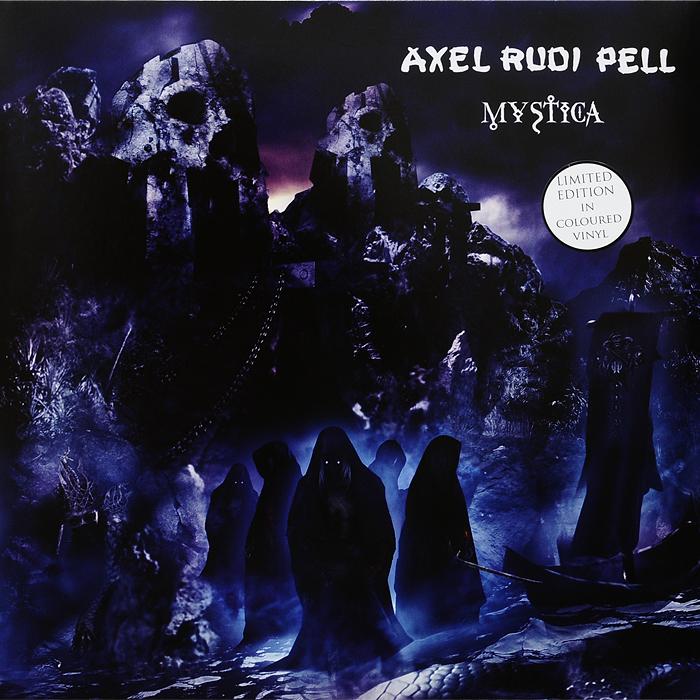 Аксель Руди Пелл Axel Rudi Pell. Mystica (CD) рубашка fore axel