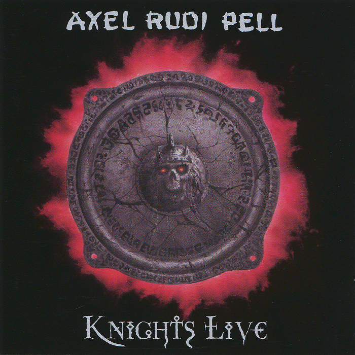 Аксель Руди Пелл Axel Rudi Pell. Knights Live (2 CD) аксель руди пелл axel rudi pell shadow zone re release 2lp cd
