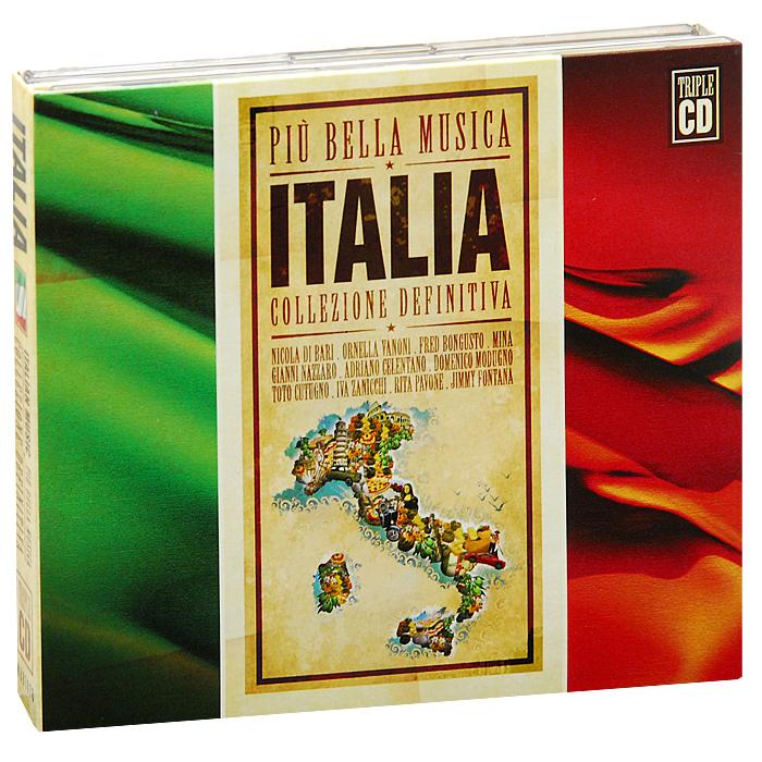 Italian Music. Piu Bella Musica. Collezione Definitiva (3 CD)