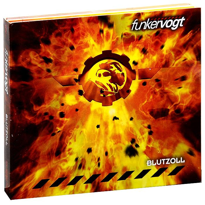 Funker Vogt.  Blutzoll (2 CD) Synthetic Symphony,Концерн