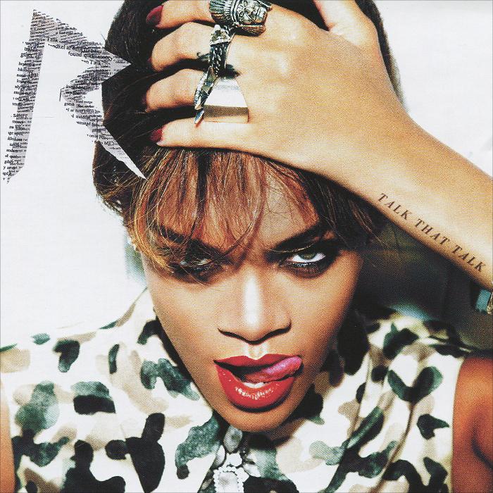 Самый ожидаемый релиз этого года! При участии Jay-Z, записавшего с Рианной заглавный трек