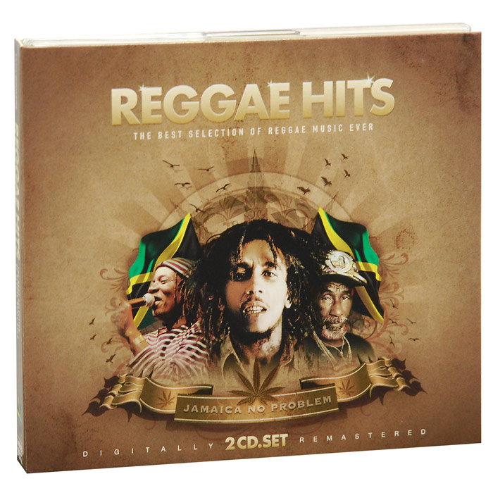 Reggae Hits. The Best Selection Of Reggae Music Ever (2 CD) the biggest musical hits ever frankfurt am main