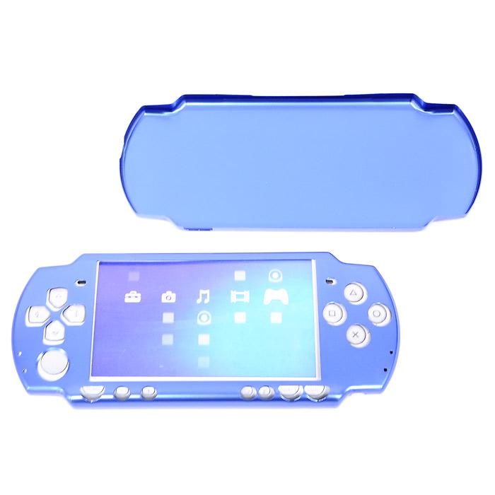 Защитный алюминиевый корпус Luxe для PSP 2000 (синий)PSP2000-Y028Защитный алюминиевый корпус Luxe для PSP 2000.Прочный и стильный корпус Aluminium Case Luxe, выполненный из сверхлегкого металла, надежно защитит и придаст оригинальный внешний вид вашей PSP Slim & Lite.