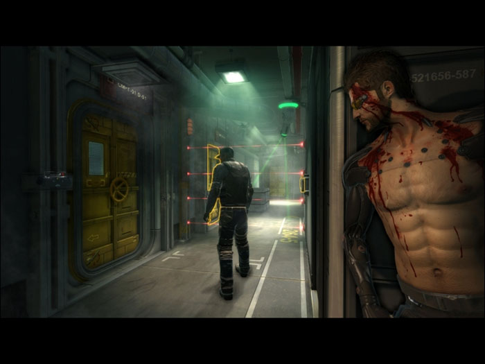 Deus Ex:  Human Revolution. Недостающее звено Eidos Montreal