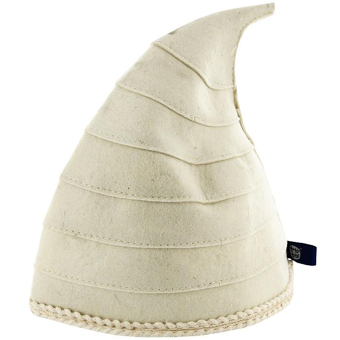 Шапка для бани и сауны Onni (Онни), цвет: бежевый. Размер S. 137137 SИзысканная утонченность шапок Onni (Онни) из натурального фетра, радует идеальной выделкой шерсти, делая их удивительно гигроскопичными, защищает от высоких температур в парной. Особые дизайнерские находки нашли свое воплощение в необычном крое и высокой комфортности изделий. Характеристики: Цвет: бежевый. Материал: фетр. Размер шапки: S. Максимальный обхват головы (по основанию шапки): 62 см. Высота шапки: 26 см. Производитель: Россия. Артикул: 137.
