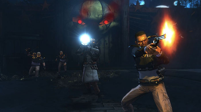 The Darkness II Digital Extremes