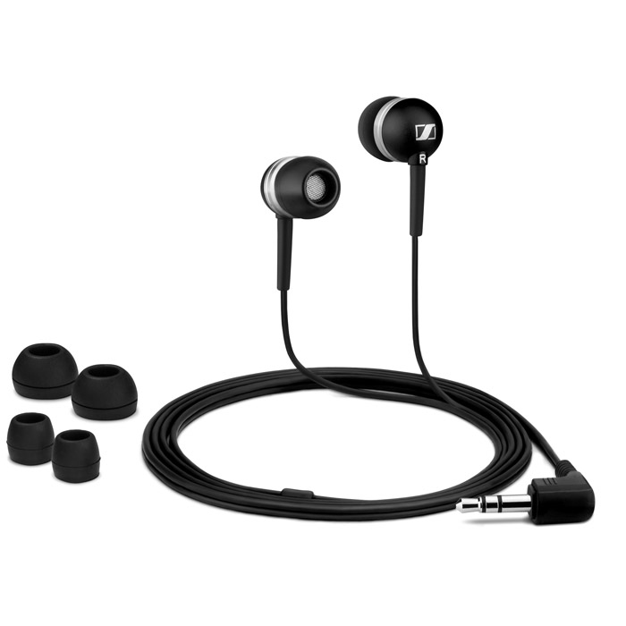 Sennheiser CX 300-II Precision, Black наушники наушники sennheiser cx 300 ii precision черный