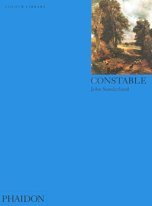 Constable: Colour Library barry venning constable