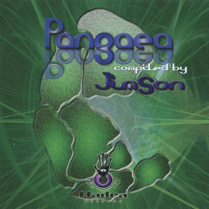 Pangaea.  Compiled By JinSon Arabesque Distribution,ООО Музыка