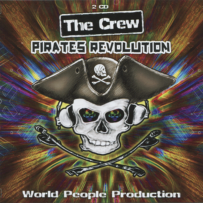 The Crew / Pirates Revolution (2 CD) the crew 2 [ps4]