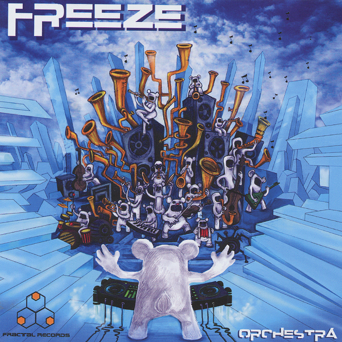Freeze. Orchestra