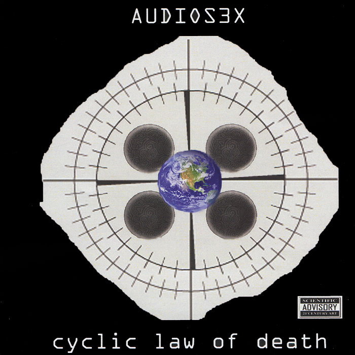 Audiosex Audiosex. Cyclic Law Of Death holika holika бб крем holipop сияние 30 мл