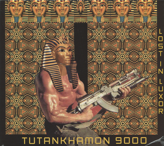 Tutankhamon 9000. Lost In Luxor