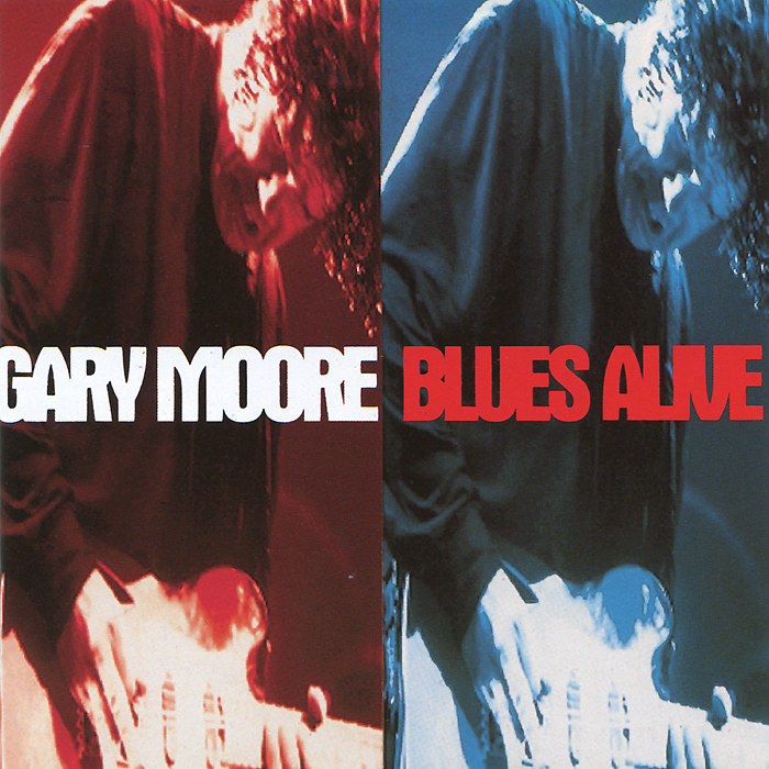 Gary Moore. Blues Alive