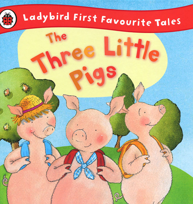 The Three Little Pigs rdr three little pigs