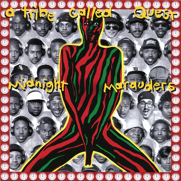 A Tribe Called Quest A Tribe Called Quest. Midnight Marauders philip hewitt quest for a father