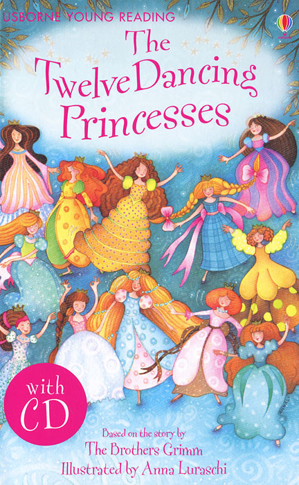 The Twelve Dancing Princesses (+ CD-ROM) michael jacksons this is it cd page 5