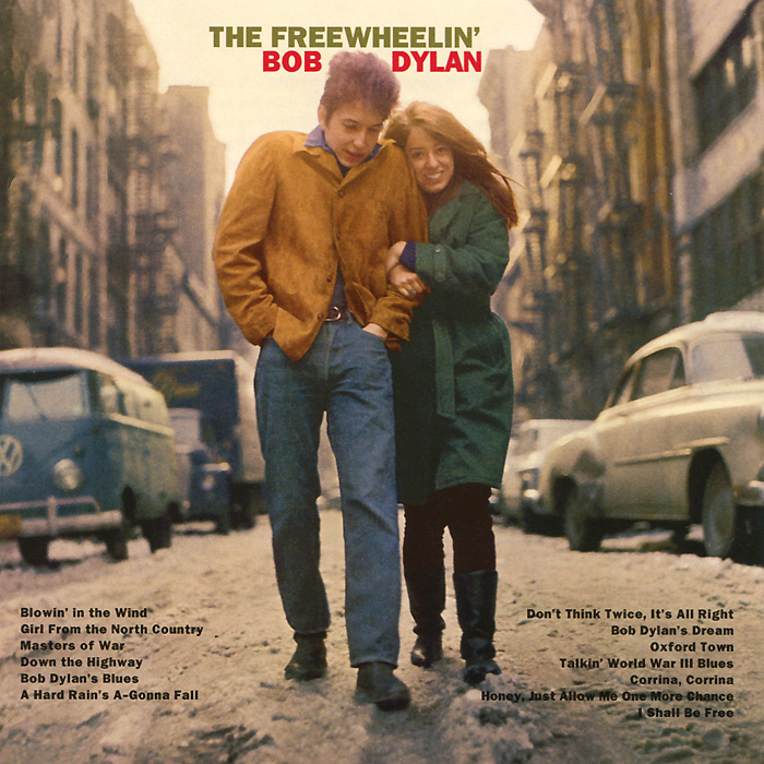 Боб Дилан Bob Dylan. The Freewheelin' Bob Dylan виниловая пластинка cd bob dylan shadows in the night