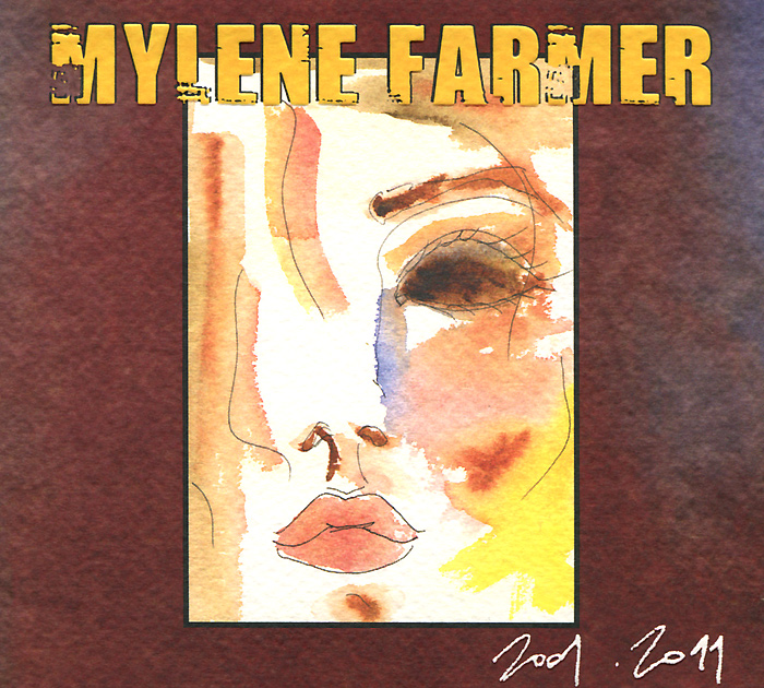 Милен Фармер Mylene Farmer. 2001-2011 mylene farmer music videos ii
