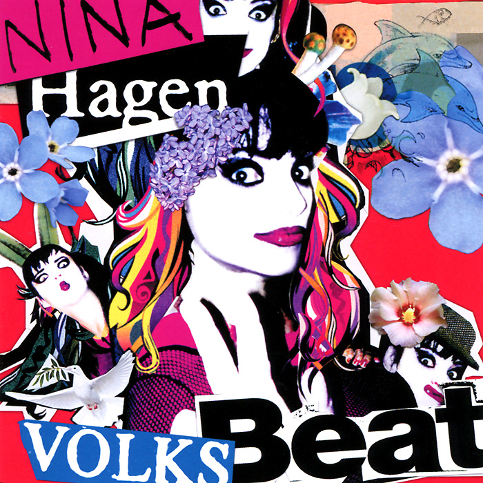Нина Хаген Nina Hagen. Volksbeat koch h dear mr m