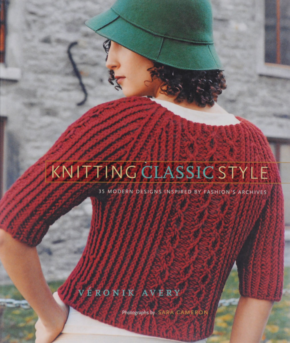 Knitting Classic Style: 35 Modern Designs Inspired by Fashion's Archives 8 mile music from and inspired by the motion picture 2 lp