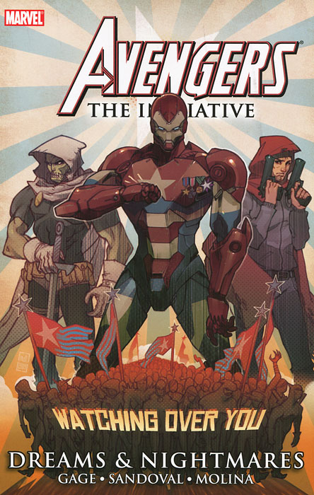 Avengers: The Initiative: Dreams & Nightmares hipc initiative