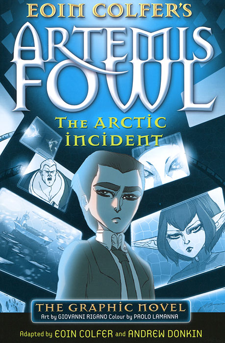 The Arctic Incident artemis fowl and the opal deception
