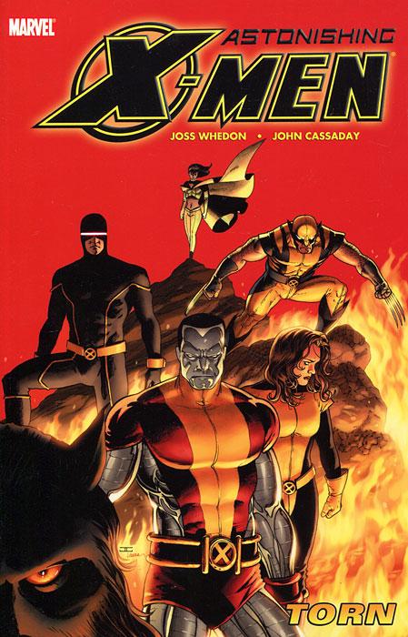 Astonishing X-Men: Volume 3: Torn pak greg astonishing x men