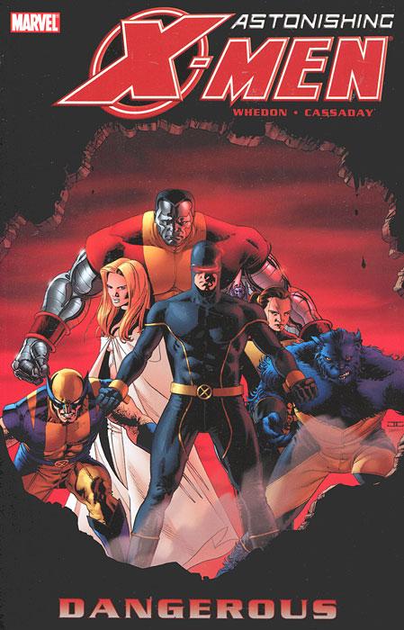 Astonishing X-Men: Volume 2: Dangerous joss whedon john cassaday astonishing x men volume 2 dangerous