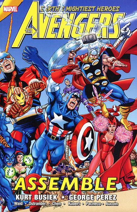 Avengers Assemble: Volume 1 deconnick kelly sue avengers assemble