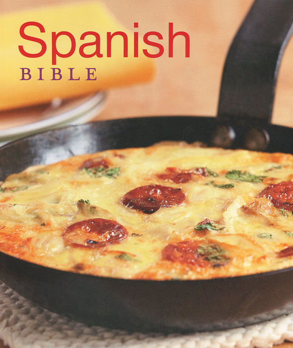 Spanish Bible the meat cake bible