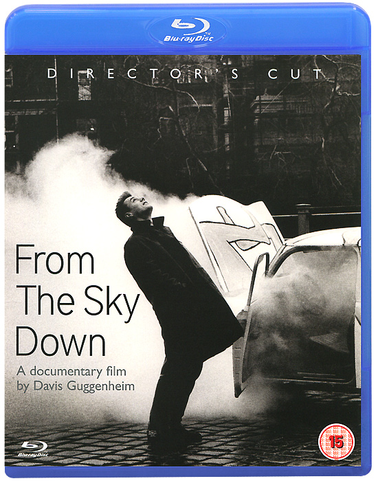 From The Sky Down - A Documentary Film By Davis Guggenheim (Blu-ray) torday p salmon fishing in the yemen film tie in