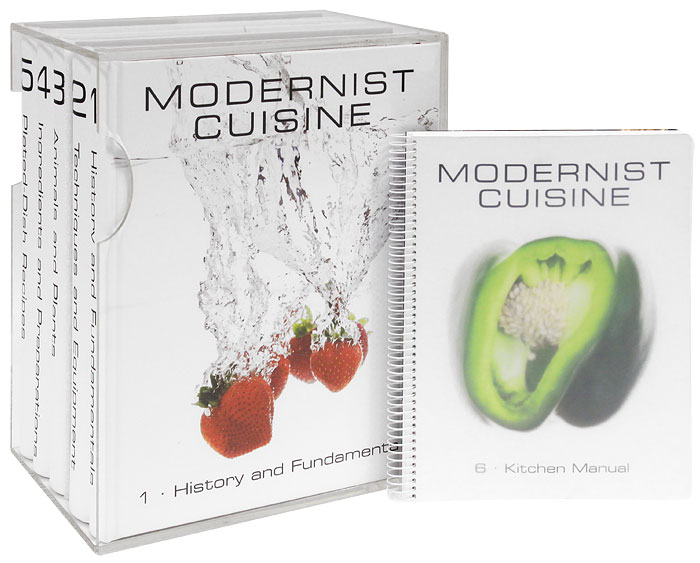 Modernist Cuisine: The Art and Science of Cooking (подарочный комплект из 6 книг) avinash kaushik web analytics 2 0 the art of online accountability and science of customer centricity