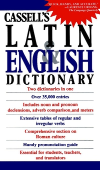 Cassell?s Latin and English Dictionary mastering english prepositions