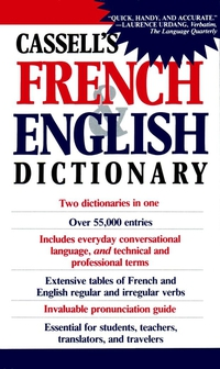 Cassell?s French and English Dictionary mastering english prepositions